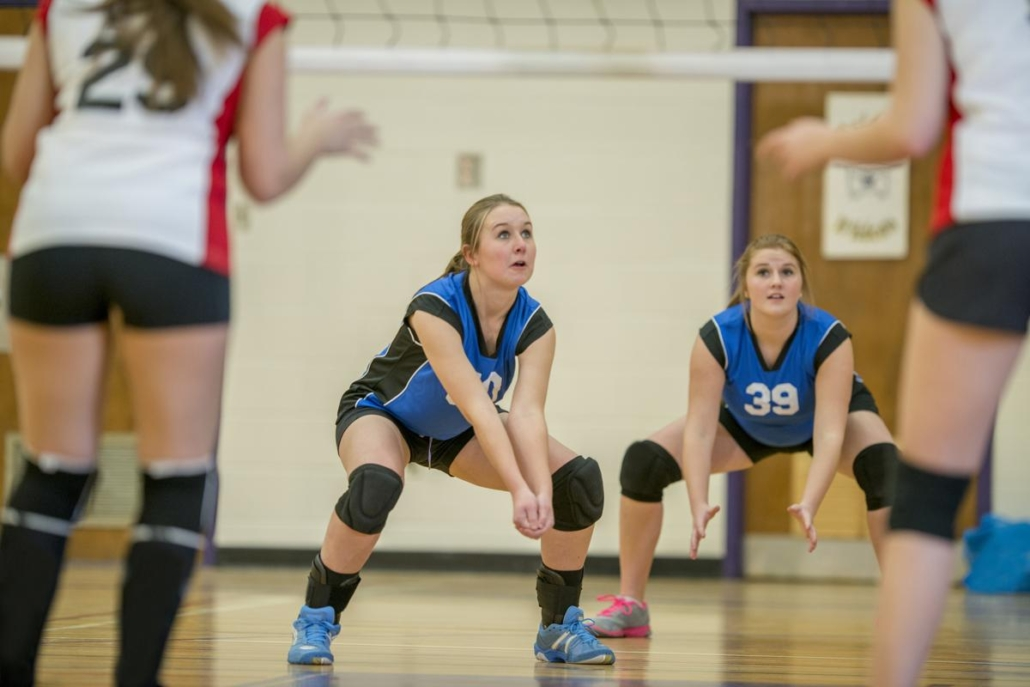 Getting in Position to Volleyball Set - Tips For Getting The Perfect Volleyball Set