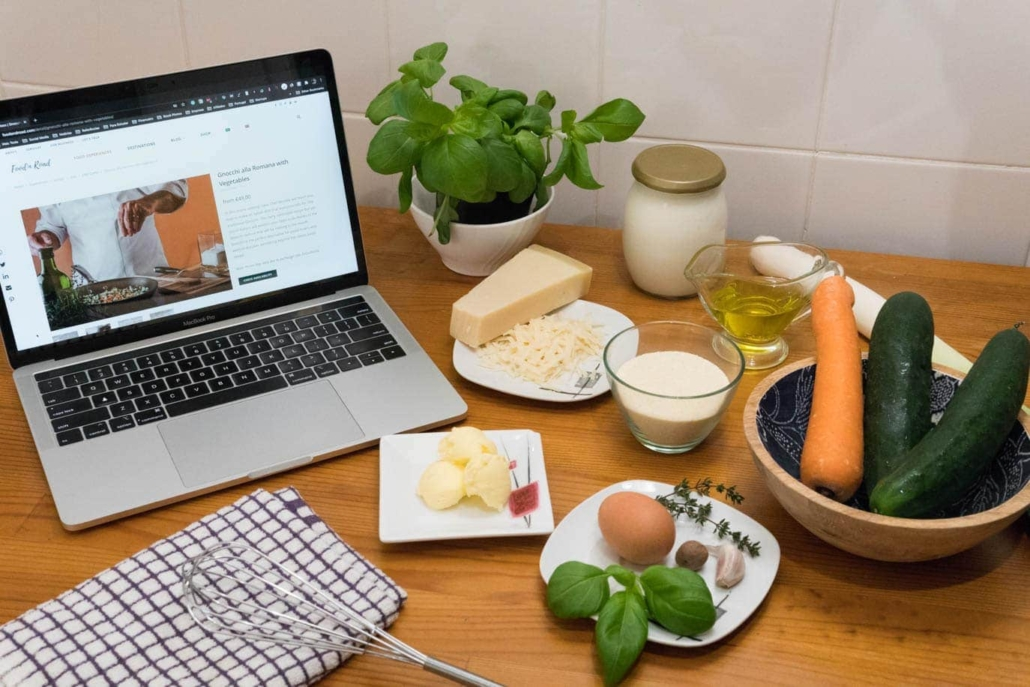 Online Cooking Class - Ways to Virtually Build Your Team and Club Culture