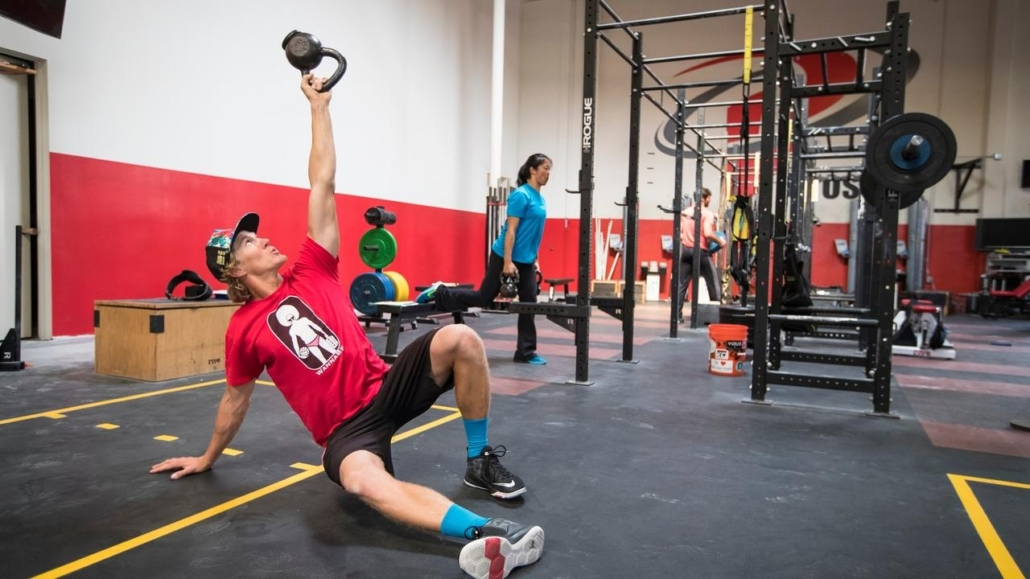 Strength Exercises Volleyball Players
