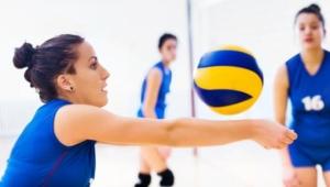 passing volleyball skill